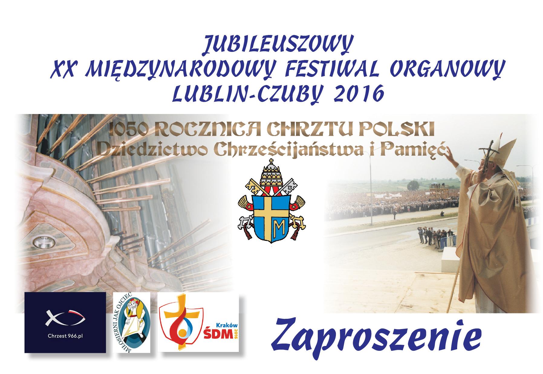 Międzynarodowy Festiwal Organowy Lublin – Czuby